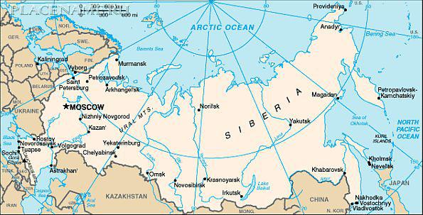 Где находится Самара на карте Местоположение